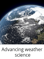 Advancing weather science thumbnail