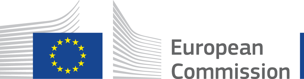 European Commission logo landscape