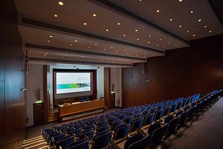 ECMWF lecture theatre