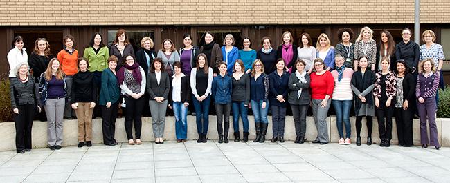ECMWF staff, International Women's Day 2016