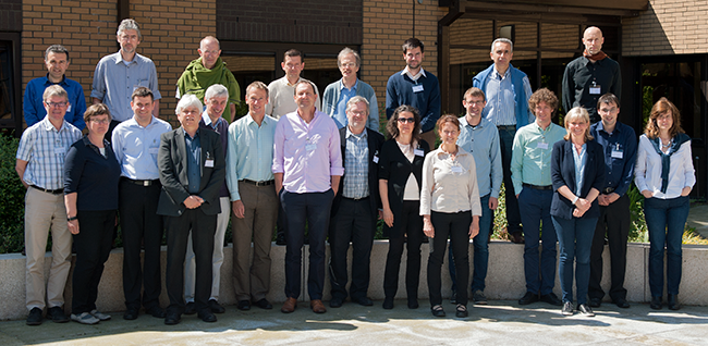 Obs-SET meeting 2016 Group photo