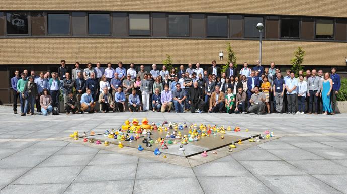 UEF Group photo