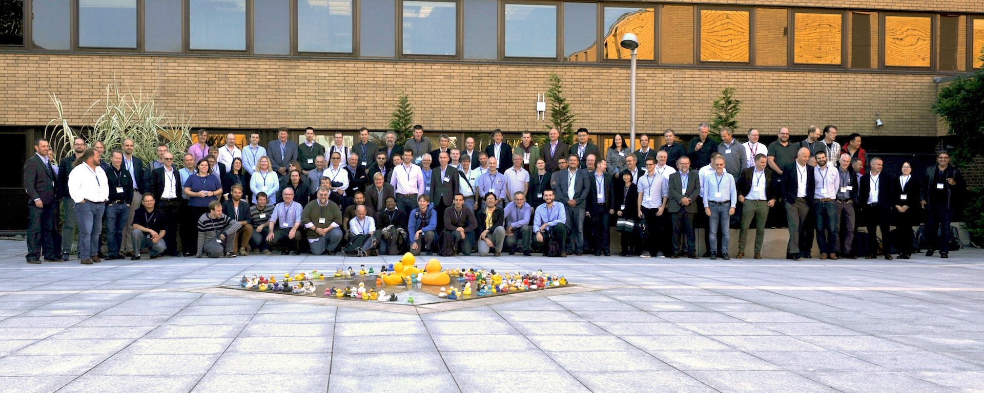 18th Workshop on high performance computing in meteorology | ECMWF