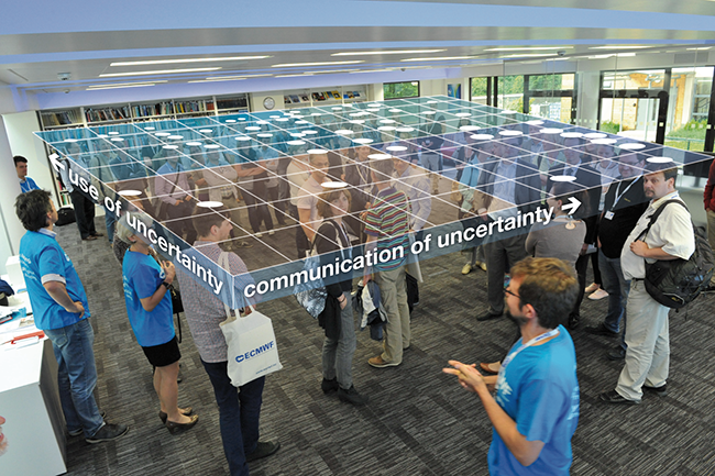 Using ECMWF's Forecasts meeting June 2015