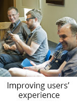 Improving users' experience thumbnail