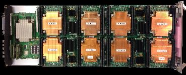 Cray XC30 compute blade