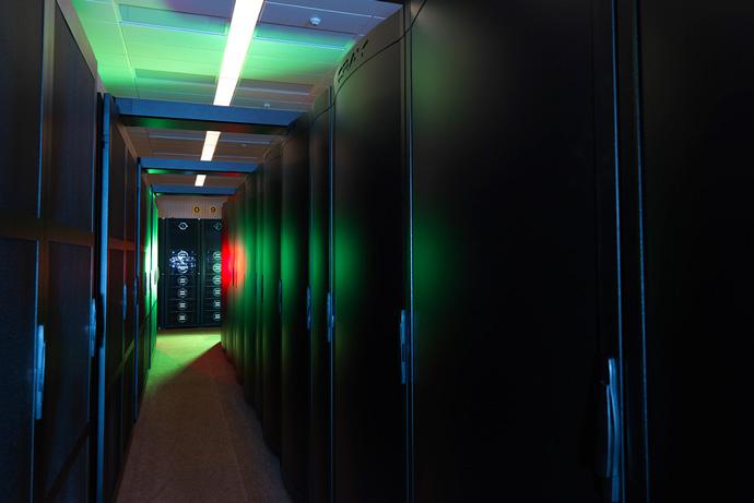 ECMWF high-performance computing facility