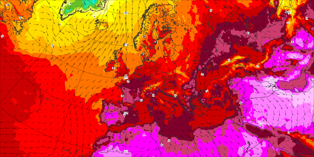 2m Temperature: Weekly mean anomalies & warming stripes for the 3 ECMWF locations (Reading, Bonn, Bologna)