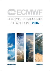 ECMWF FSA 2015 Cover