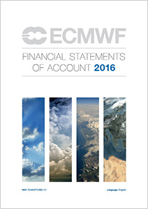 ECMWF FSA 2016 Cover