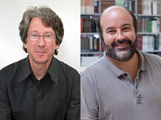 ECMWF Fellows Prof Heini Wernli and Prof Daniel Jacob