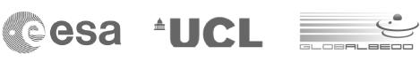 GlobAlbedo logos