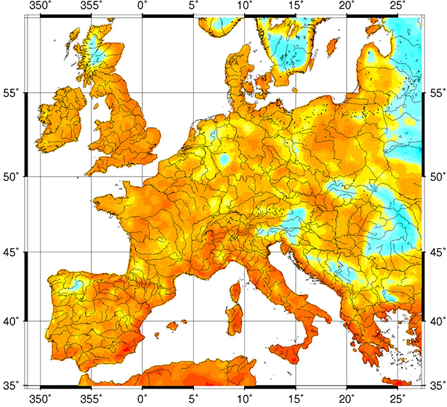 Metop-A satellite ASCAT soil moisture product
