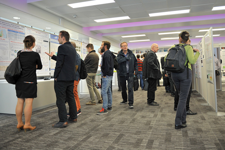 EWGLAM-SRNWP meeting October 2017 poster session