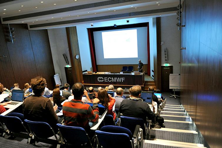 EWGLAM-SRNWP meeting October 2017 plenary session