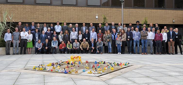 EWGLAM-SRNWP meeting October 2017 group photo