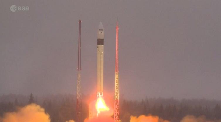 Sentinel-5P launch
