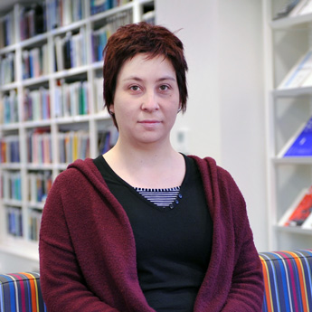 Milana Vuckovic, ECMWF Graduate Trainee