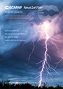 ECMWF Newsletter 155 cover