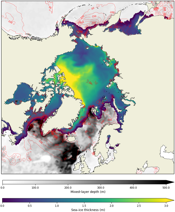 Some new ocean and sea-ice variables in S2S database