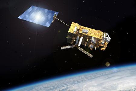 Metop satellite
