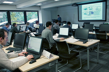 ECMWF training course