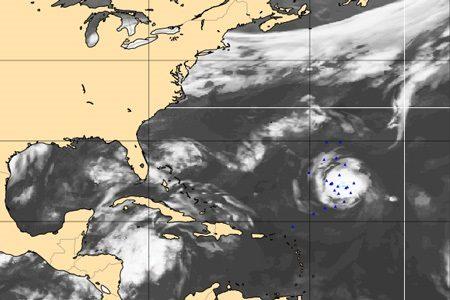 Twitter image Hurricane Florence