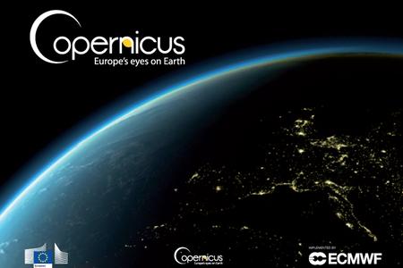 Copernicus Earth observation