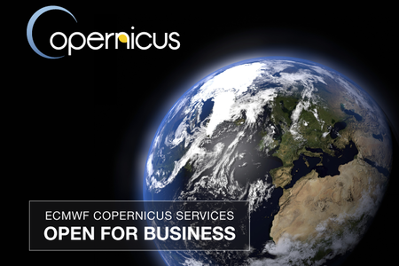 Copernicus open for business
