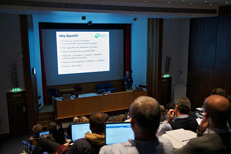 EC-Earth meeting at ECMWF 2 and 3 Nov 2016