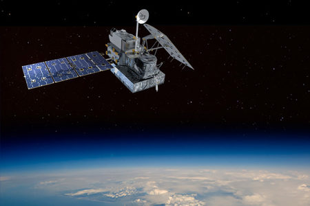 Graphic for satellite assimilation workshop February 2020