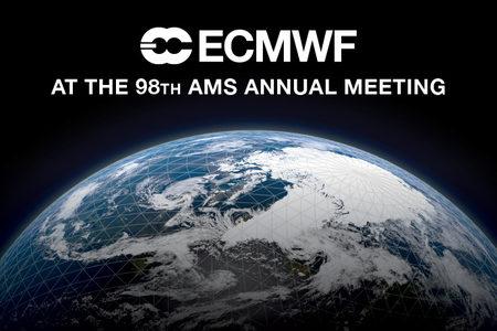 ECMWF at AMS2018 news image