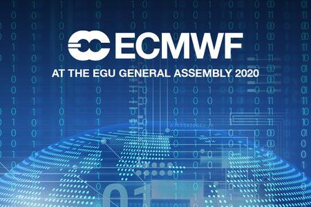 ECMWF at EGU 2020