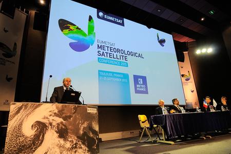 EUMETSAT conference 2015