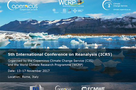 5th International Conference on Reanalysis announcement