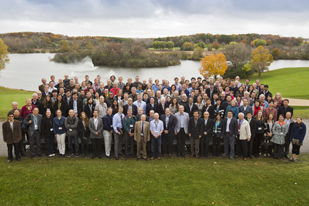 Group photo of participants at ITSC-20, 2015