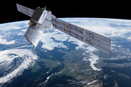 ESA Aeolus satellite, ESA/ATG medialab
