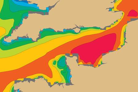 Wave reanalysis for 2100 UTC on 20 June 1944