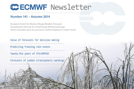 Cover of Newsletter No 141 Autumn 2014