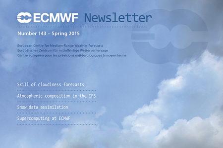 Newsletter 143 Spring 2015 cover