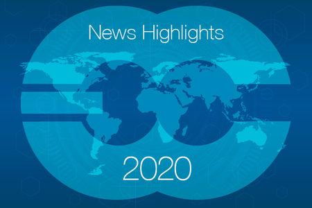 News highlights 2020 image