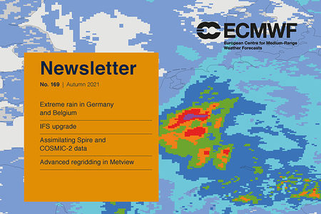 ECMWF Newsletter 169