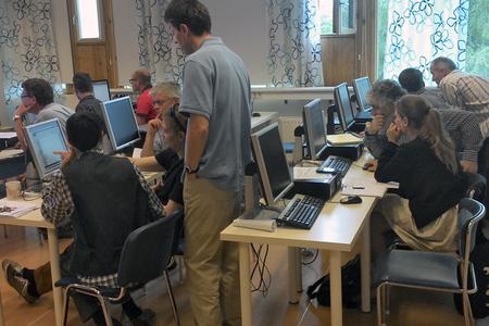 OpenIFS classroom work