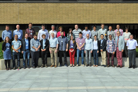 OpenIFS 2015 user meeting group photo