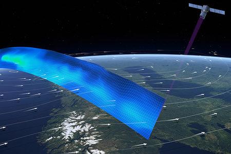 ESA's ADM-Aeolus satellite