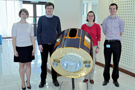 EUMETSAT Research Fellows hosted at ECMWF (as of March 2019)