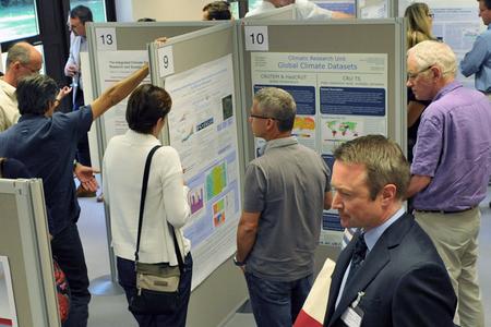 Participants at Copernicus workshop June 2015