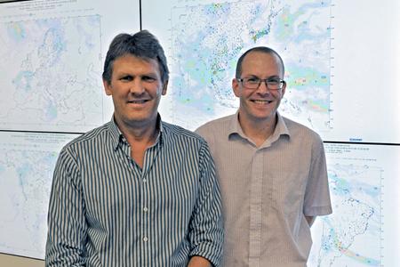 Tim Hewson and Florian Pappenberger