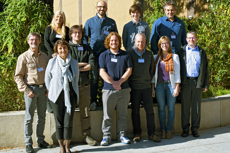 EarthServer-2 meeting at ECMWF