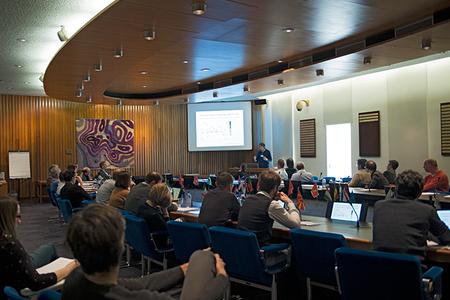 Verification Workshop at ECMWF March 2016